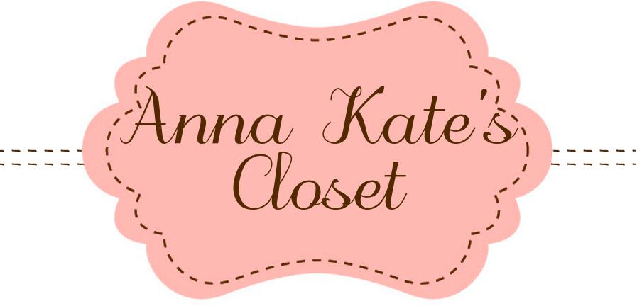 Anna Kate's Closet