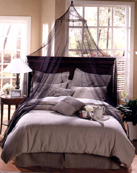 Bed Canopy Black Canopy Black Mosquito Net Party