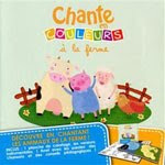 Chante en couleurs  la ferme