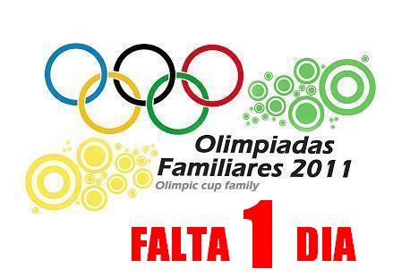 OLIMPIADAS FAMILIARES 2011