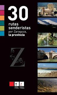 El Patronato Provincial de Turismo de Zaragoza edita una guía con 30 rutas senderistas
