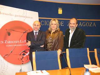 Las Jornadas también contemplan un acto de reconocimiento público de la Academia Aragonesa de Gastronomía a la Institución Fernando El Católico