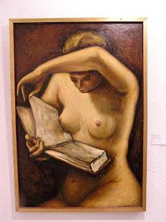exposición Dos pintores aragoneses del exilio: Los legados artísticos y museísticos de Marín Bosqued y Marín de L'Hotellerie.<br />