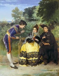 LOS CURIOSOS IMPERTINENTES PINTORES BRITANICOS EN LA ESPANA ROMANTICA