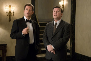 Ricky gervais and Greg Kinnear - Ghost Town