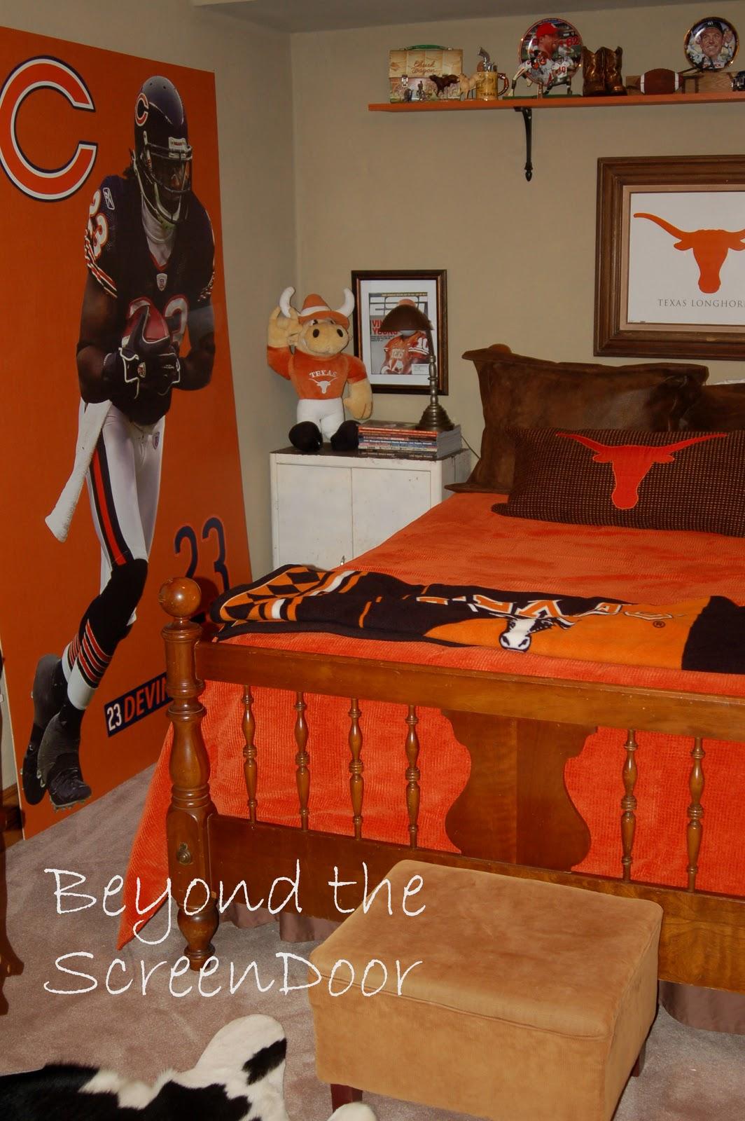 Tyler\'s Bedroom - Sonya Hamilton Designs