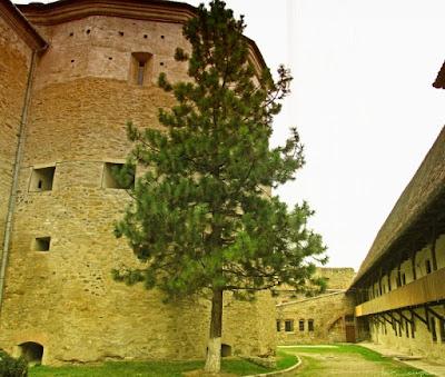 Cetatea Fagaras-Fagaras Fortress-Fagaras Festung-Făgăraş Φρούριο-Fogarasi város