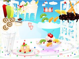 Juego de preparar helados, granizados y flanes