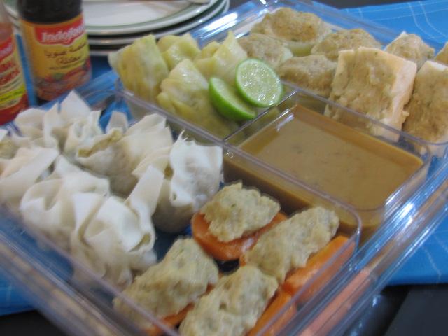 Dapur Griya Khayangan: Siomay Bandung