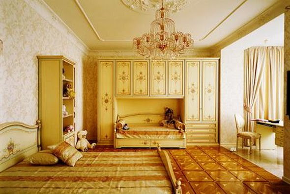 Beautiful And Vintage For Children S Room Decor Idea: vintage childrens room decor