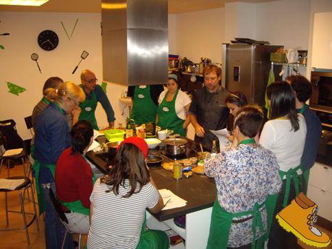 Caminar sin gluten cocina hind con pepekitchen en el for Taller de cocina teruel