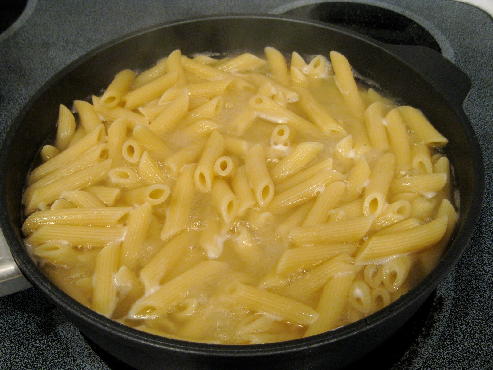 pressure perfect cooking: chicken alfredo - pressure or