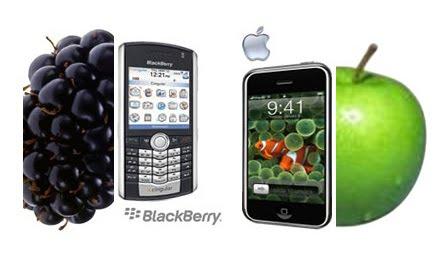 Free iPhones / Smart Phones for BlackBerry Subscribers in the UAE (Etisalat)