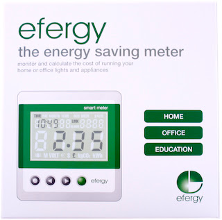 Efergy energy monitor