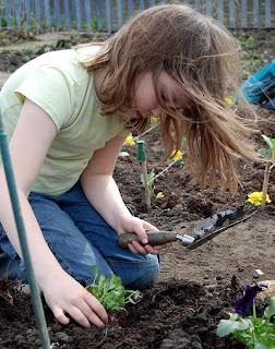 Eleanor Gardening