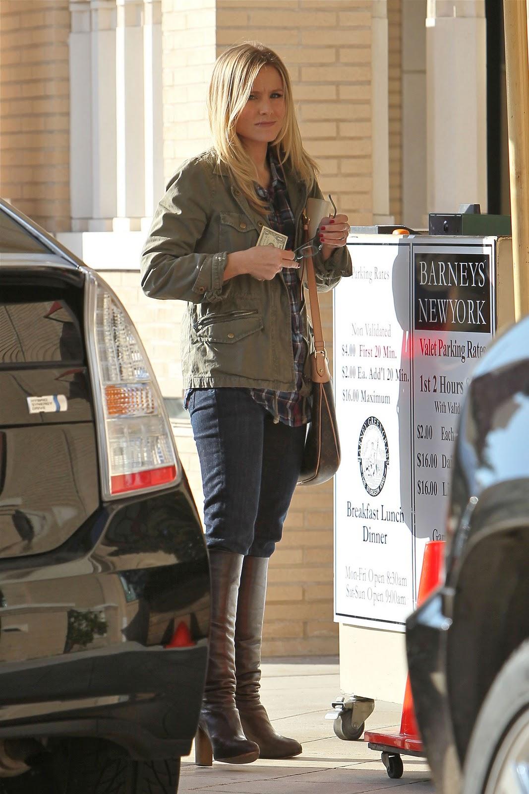 Kristen bell ass jeans