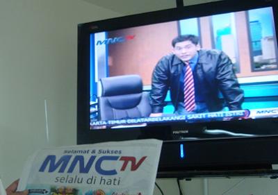 TPI jadi MNC TV