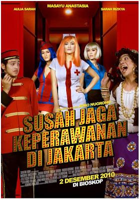 Susah Jaga Keperawanan Di Jakarta
