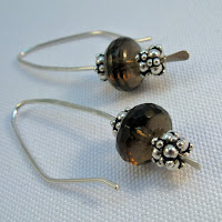 earrings,jewelry,sterling silver,earhooks, ear hooks, ear wires,beadyize,handmade,handcrafted