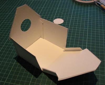 scrap 39 pages une petit nichoir pas pas. Black Bedroom Furniture Sets. Home Design Ideas