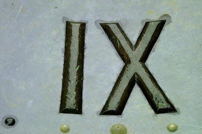 Roman Numerals 9