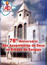 76 anos de lutas,e Vitorias em Sergipe!