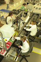 Produção industrial brasileira cresce