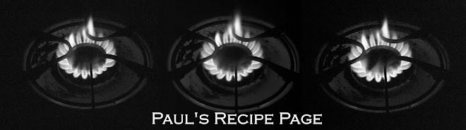 Paul's Recipe Page