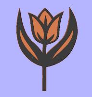 Flower CNC DXF