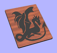 Dragon 1 CNC DXF