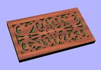 Design 123 CNC DXF