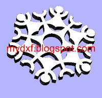 christmas designs dxf,Design 423 CNC DXF