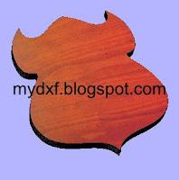 free dxf files,Design 428 CNC DXF