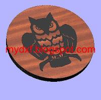Owl CNC DXF