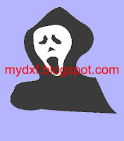 halloween dxf files,drawing dxf,DXF 487