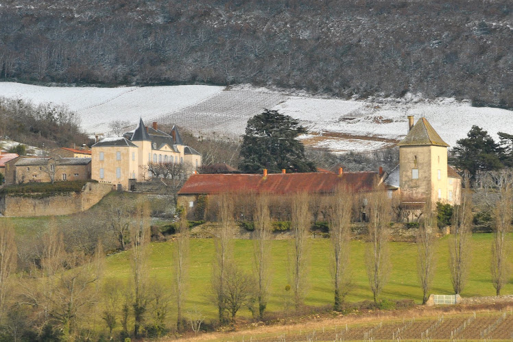 BERZE LA VILLE &amp; le Chteau des MOINES