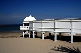 Balneario de la Caleta, Cádiz