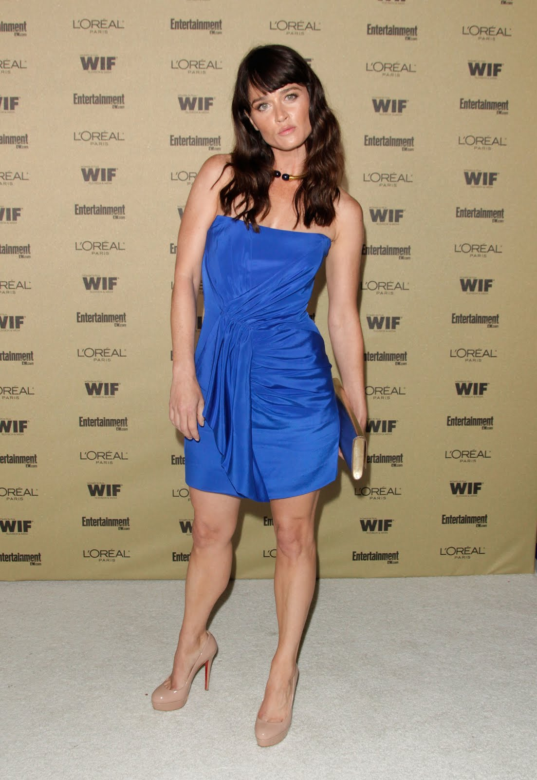 Robin Tunney Women In Film Pre Emmy Party 006 122 124lo This is what you get when you add together 5 nights of inadequate sleep, ...