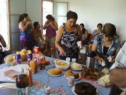 Café da manhã da comunhão