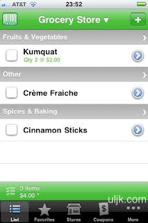 GroceryIQ app