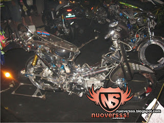 MODIF EXTREME CHROME