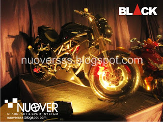 KONTES MODIF DJARUM BLACK 2009