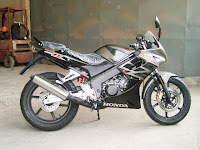 FOTO Honda CBR 150 MODIFICATION