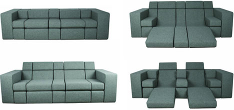 Inspiration Couch Lounge Love Seat Sofa Bed
