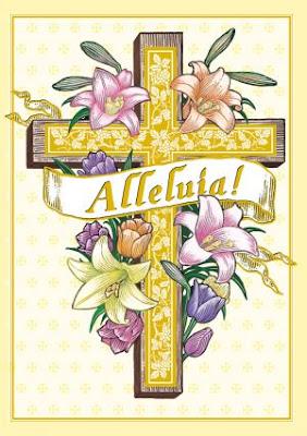 Nos intentions de prières pour le chapelet perpétuel - Page 2 Easter+cross