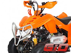 Gio Monster 150cc ATV