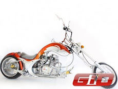 2010 GIO Bad A$$ 200cc Chopper