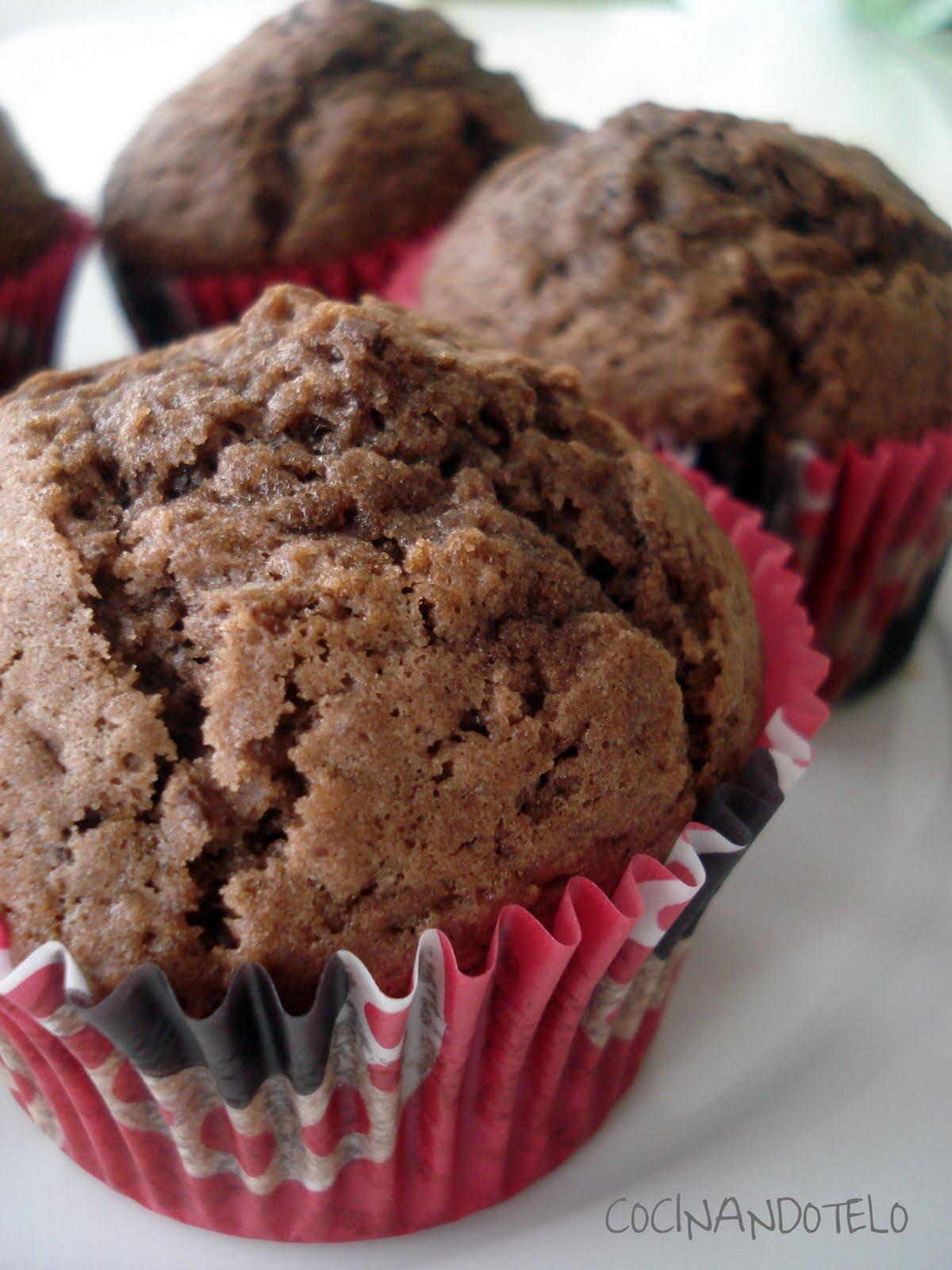 Ikea Muffins cocinándotelo muffins de chocolate y truco para capsulas de ikea