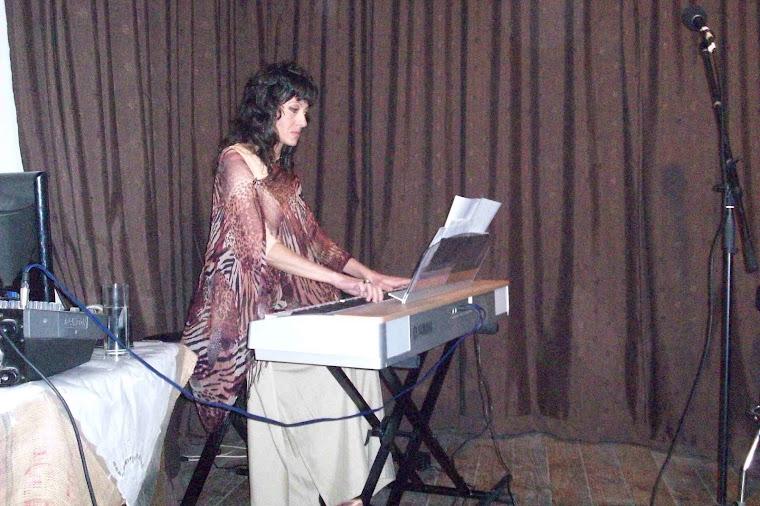 Obras para Piano solo, formaron parte del espectáculo