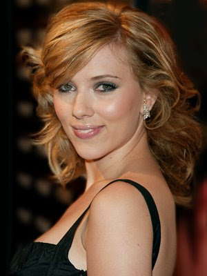 celebrity haircuts, celebrity hairstyles, scarlett johansson haircuts